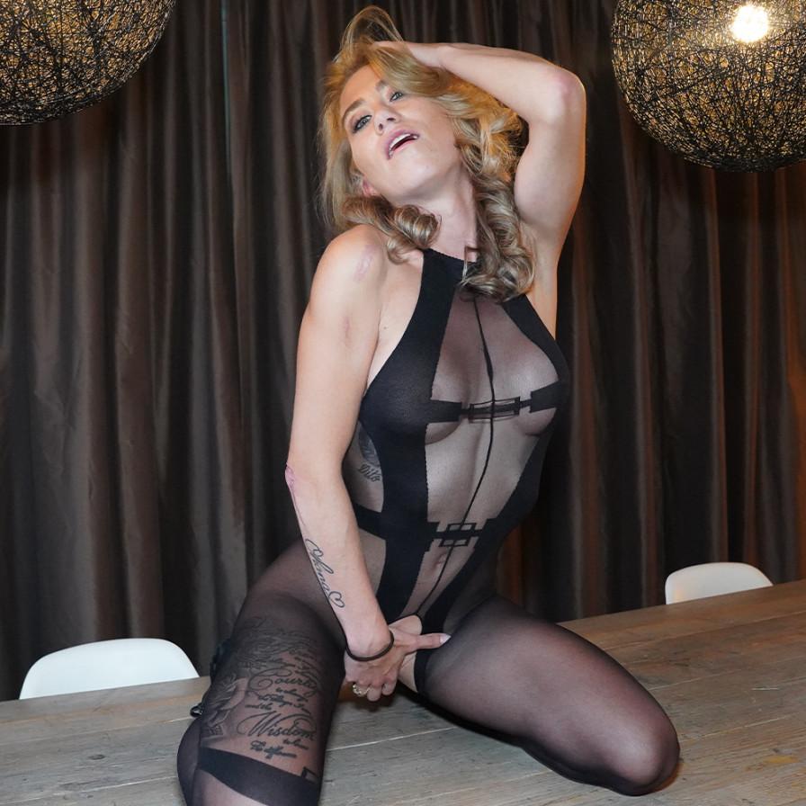 Geile foto van het hete Meiden van Holland model: Anouk