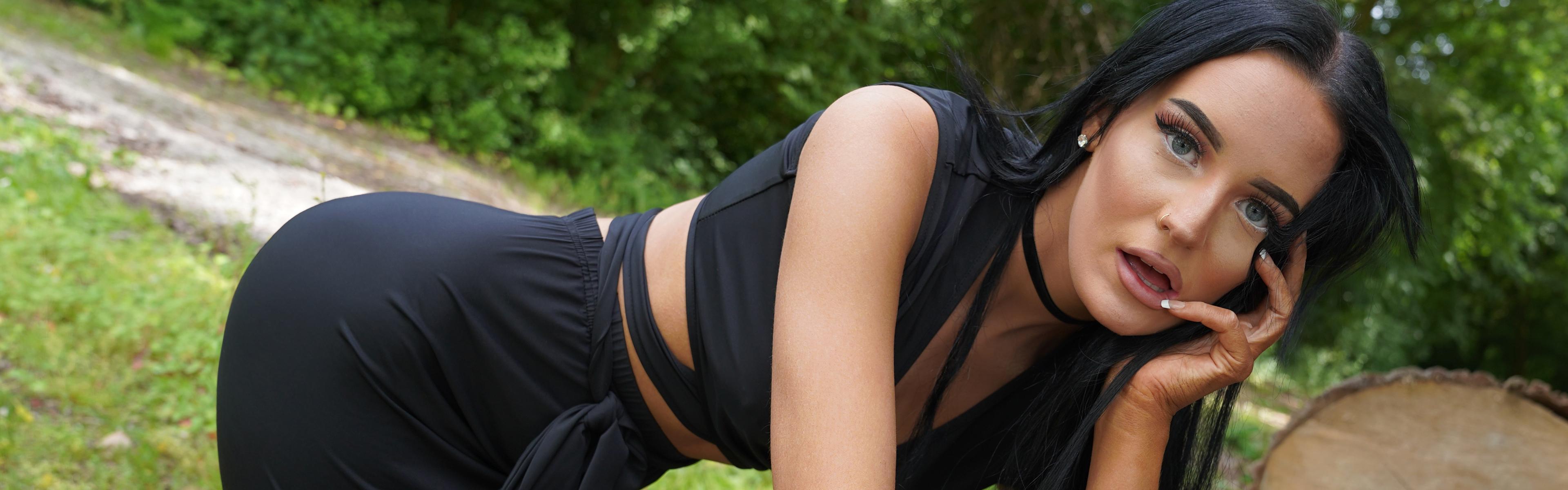 Geile foto van het hete Secret Circle model: Jennifer Steele