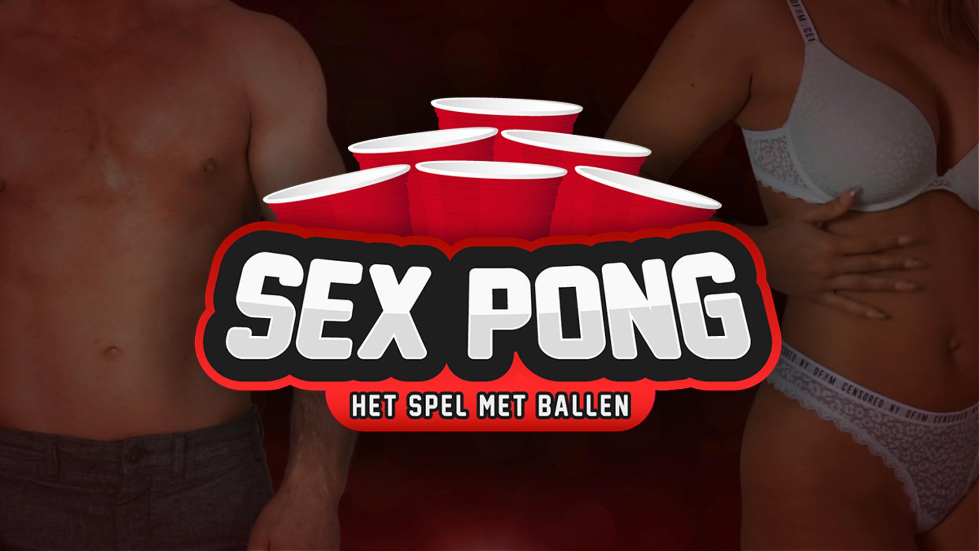 Geile foto van de hete Secret Circle seksfilm: Sex Pong