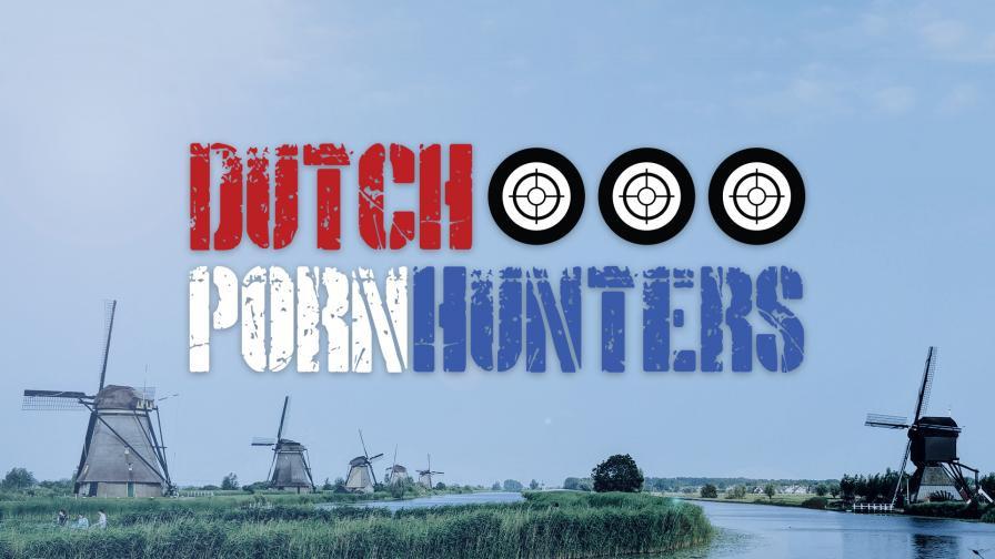 Geile foto van de hete Meiden van Holland programma: Dutch Porn Hunters