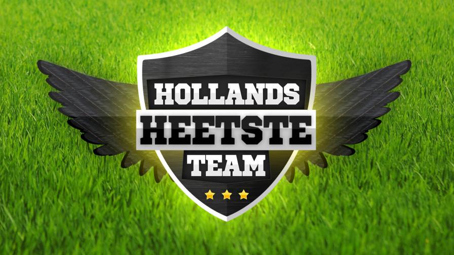 Geile foto van de hete Meiden van Holland programma: Hollands Heetste Team