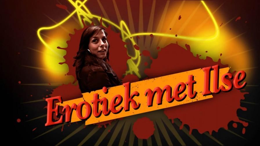 Geile foto van de hete Meiden van Holland programma: Erotiek met Ilse