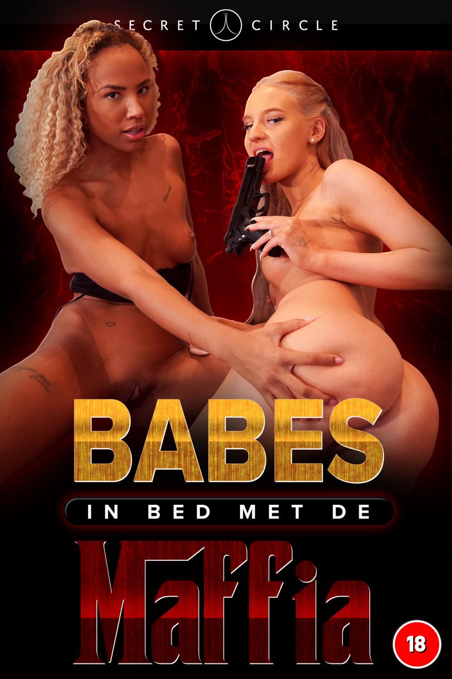 Geile foto van de hete Secret Circle seksfilm: Babes in bed met de maffia