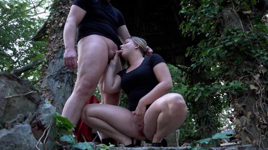Geile foto van de hete Erotracks seksfilm: Het sexkasteel deel 3