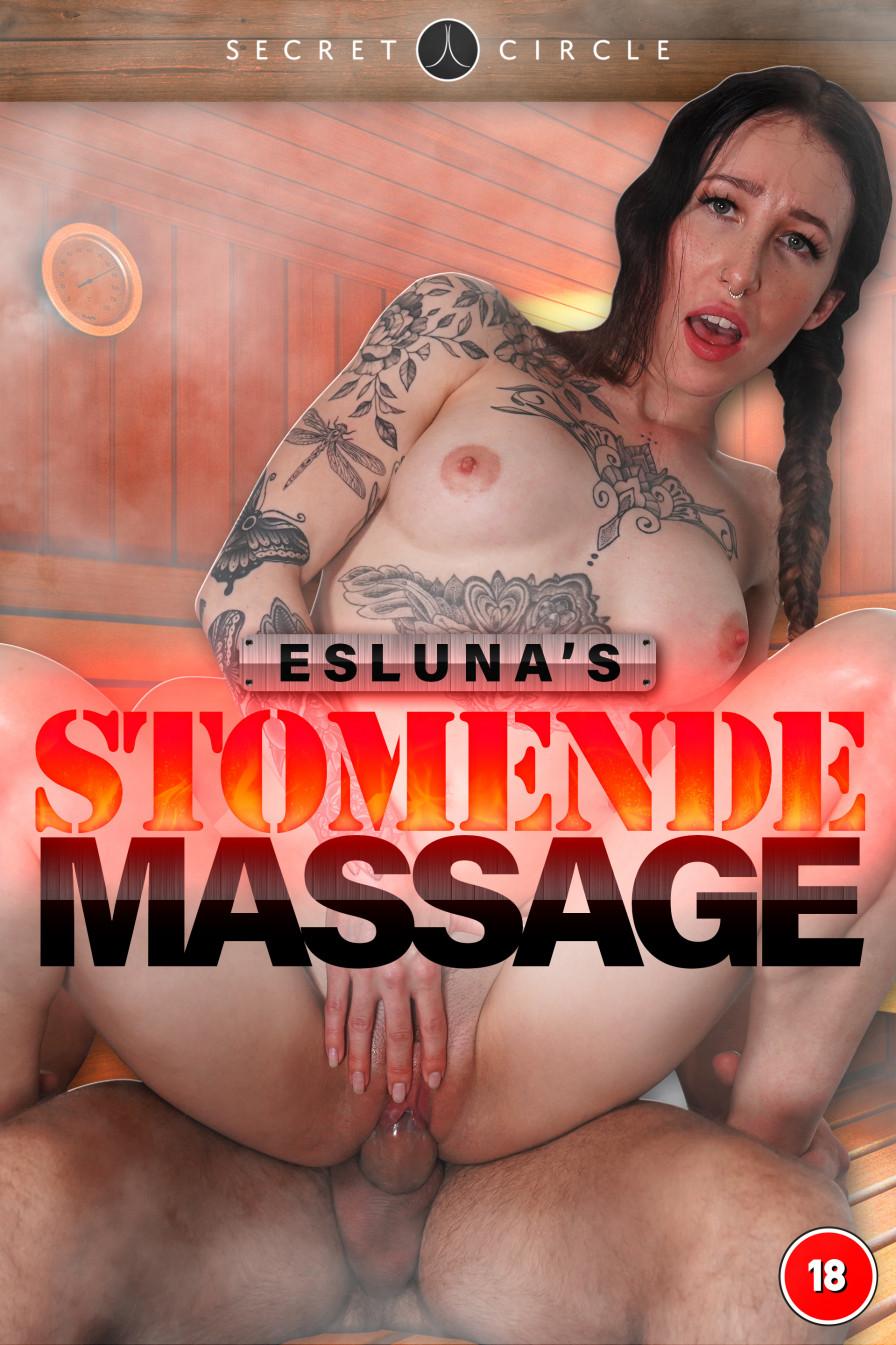 Geile foto van de hete Secret Circle seksfilm: Esluna's stomende massage