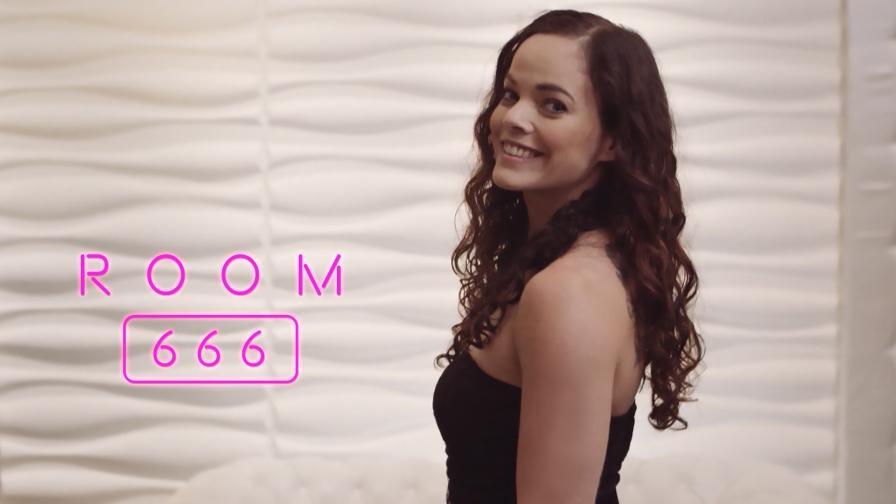 Geile foto van de Room 666 aflevering: Eva
