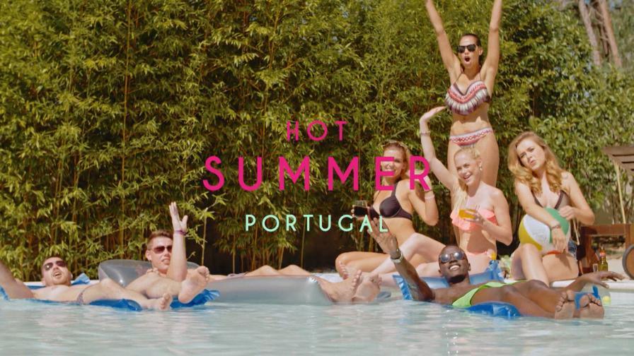Geile foto van de Hot summer aflevering: Afl. 1