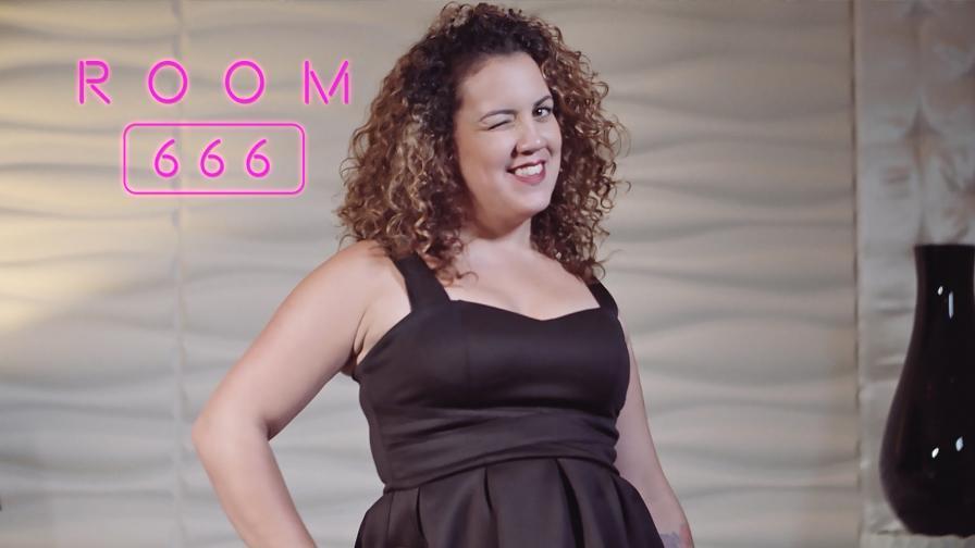 Geile foto van de hete Secret Circle seksfilm: Room 666 - Lorraine