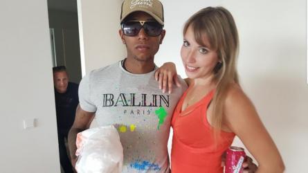 Daphne en de Surinaamse Broodjes Bezorger | Sexfilm